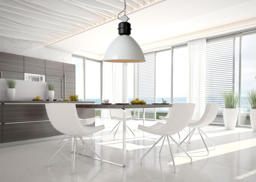 Lucide Verstelbare Hanglamp Garris 1-LichtsØ50 X H60 Cm - Metaal Beige
