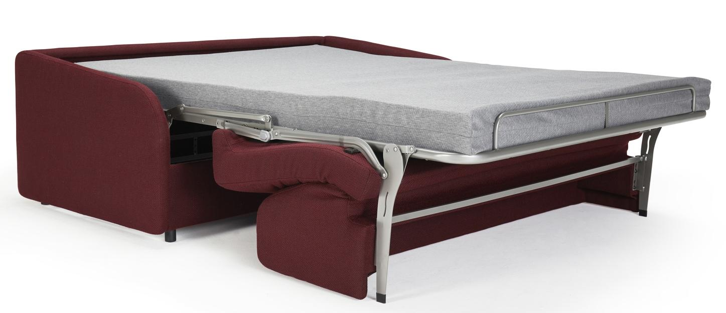 Innovation Slaapbank Eivor 140 - Stof Mixed Dance Grey 521