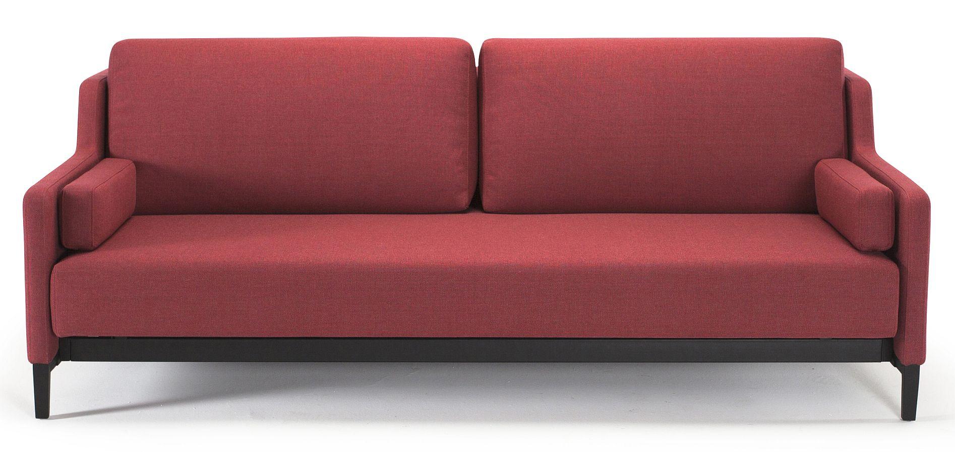 Innovation Slaapbank Hermod - Twist Rust Red 561