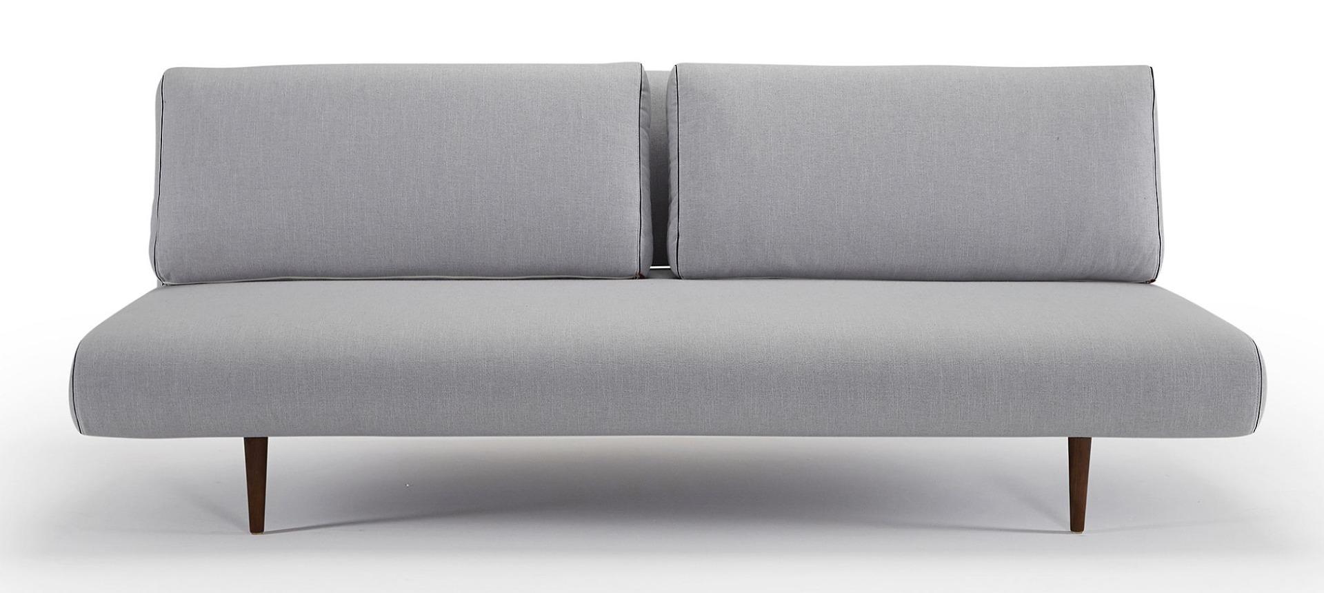 Innovation Slaapbank Unfurl Lounger - Elegance Light Grey 517