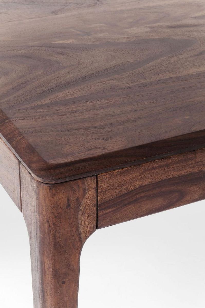 Kare Design - Eettafel Brooklyn Walnut - 200x100x76 - Walnoot