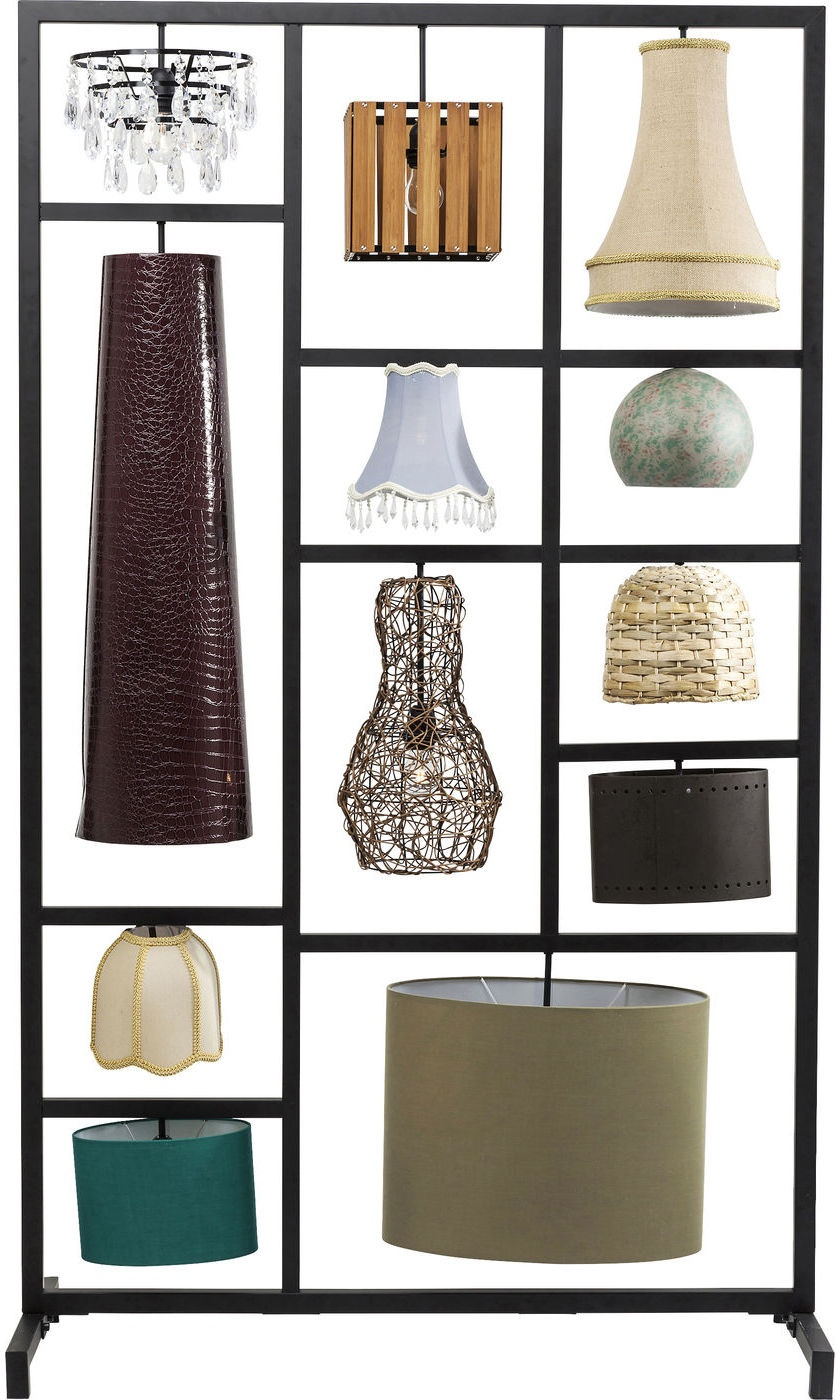 Kare Design Vloerlamp Parecchi Art House - H186 X B110 Cm