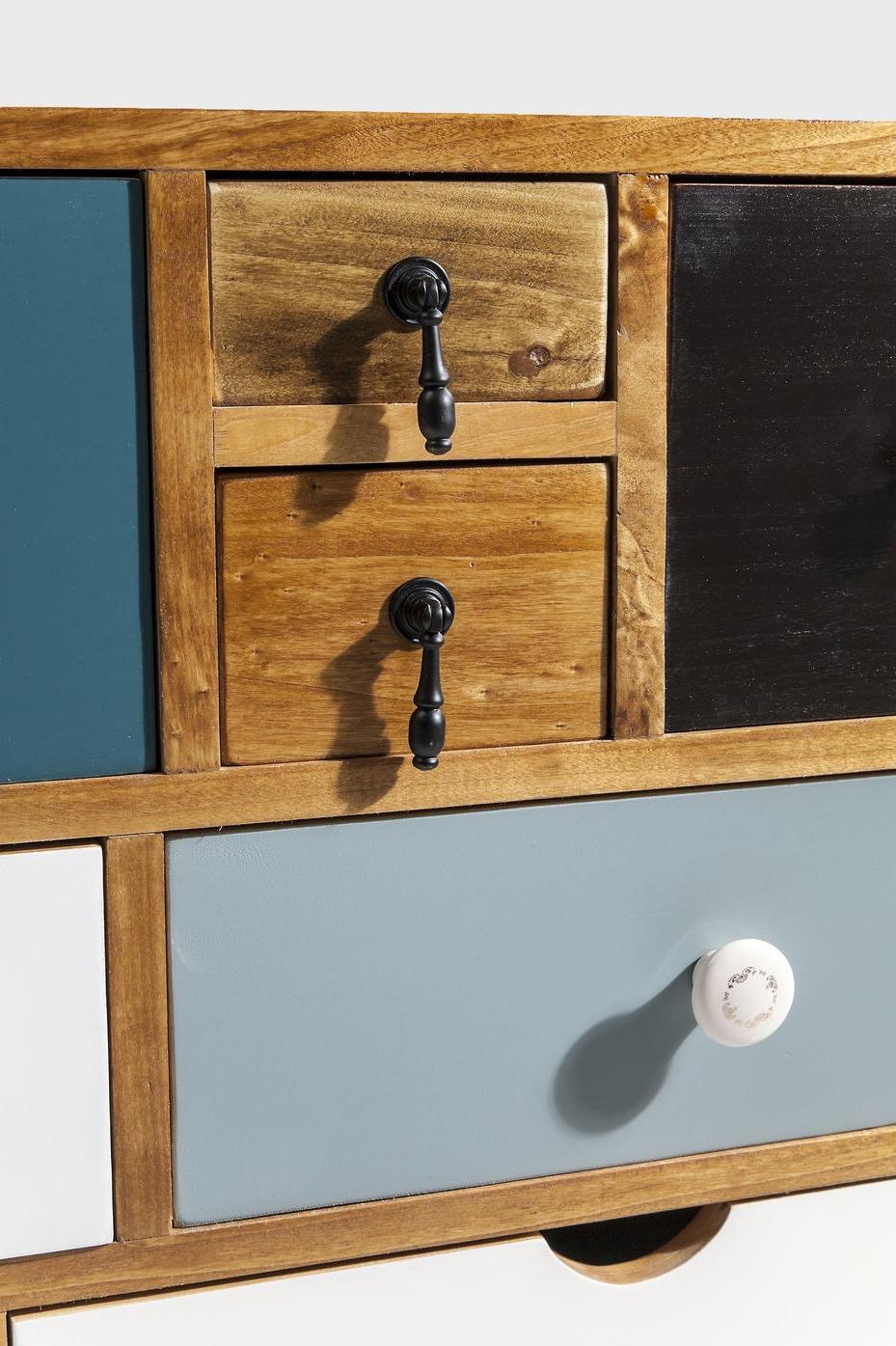 Kare Design Ladekast Babalou 14 - Populierenhout