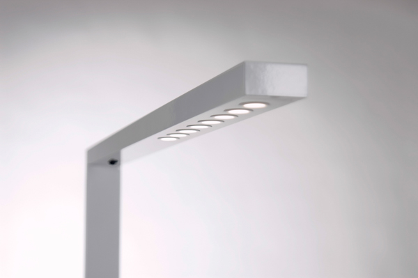 Linea Verdace Bureaulamp Minimum - H39 Cm - Wit