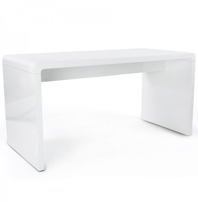 kare design bureau white club snake desk 150 x 70 cm wit in de aanbieding kopen. Black Bedroom Furniture Sets. Home Design Ideas