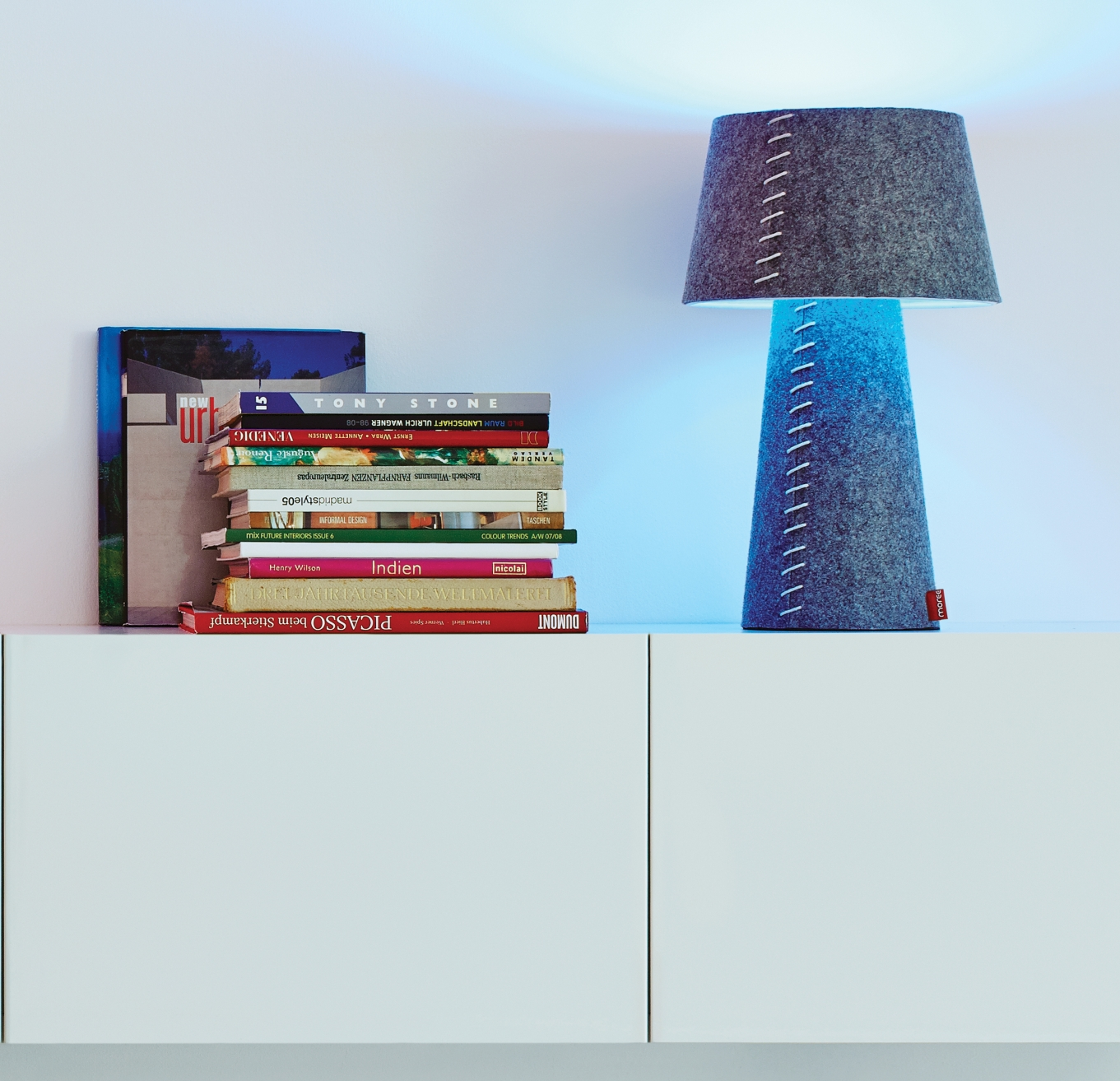 Moree - Tafellamp - ALICE LED - Grijs
