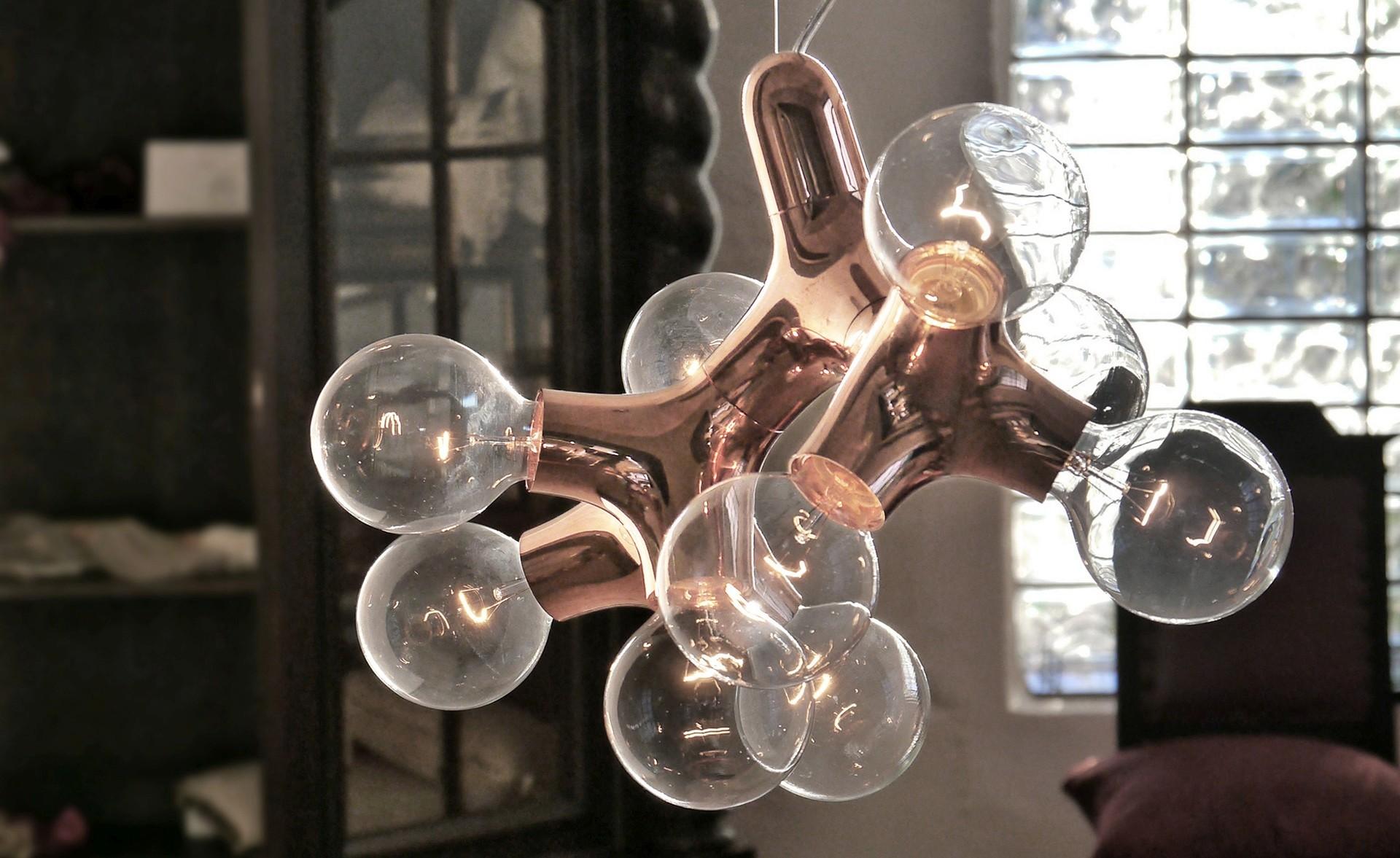 Next Design Hanglamp DNA 0,1,2 - Koper