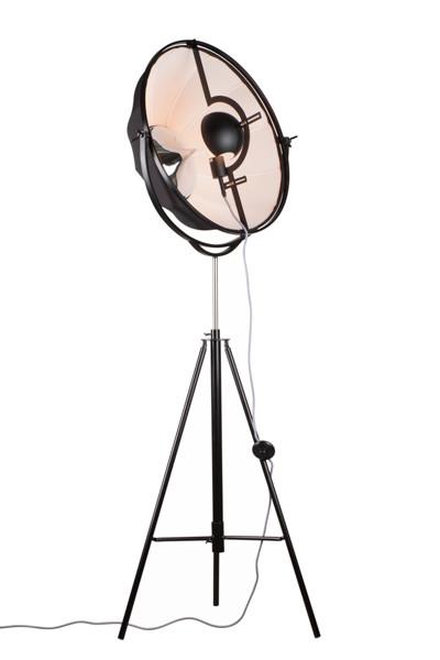 Linea Verdace Vloerlamp Studio - H160 Cm - Zwart