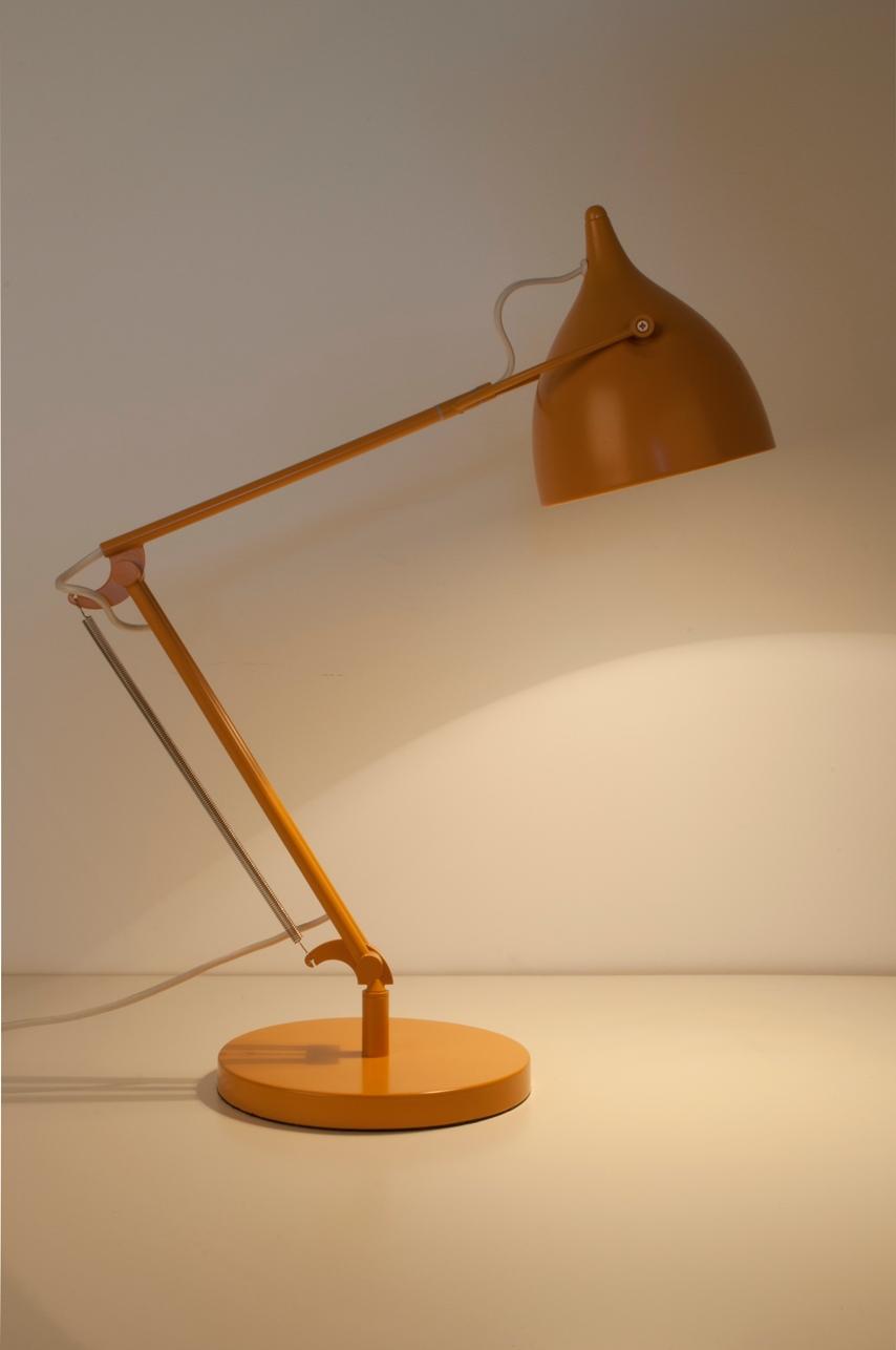 Zuiver Tafellamp Reader - Geel