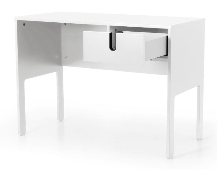 Tenzo UNO Bureau 1-Lade - 105x50x75 - Wit