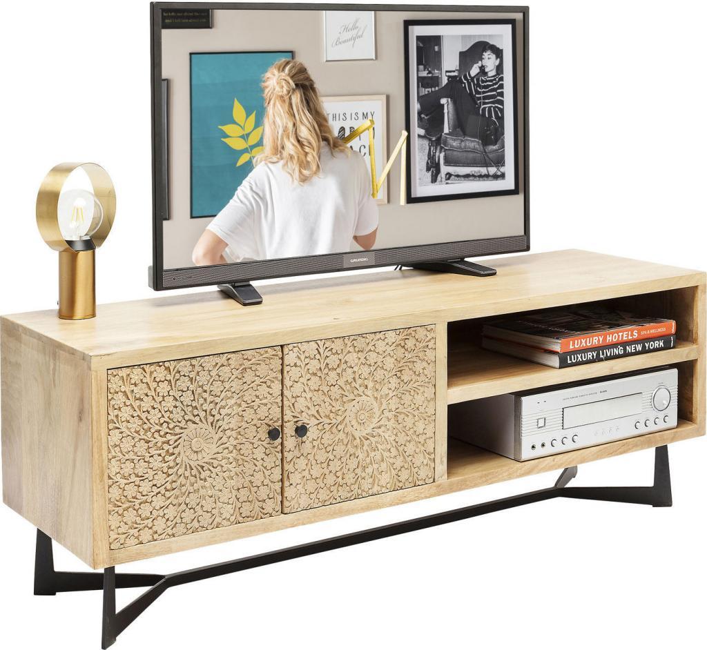Kare Design TV Meubel Exotica - Mangohout