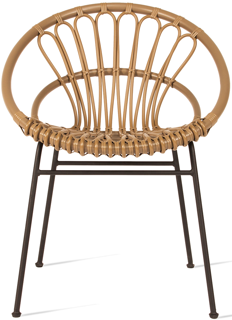 Vincent Sheppard Roxanne Dining Chair - Tuinstoel - Camel