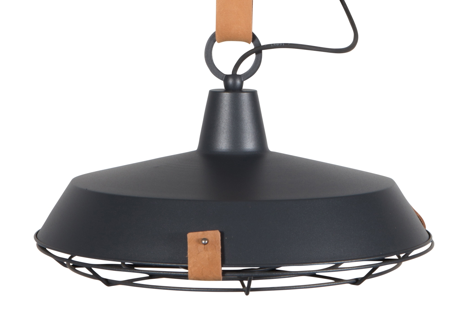Zuiver Hanglamp DEK 40 -Ø40 Cm - Antraciet