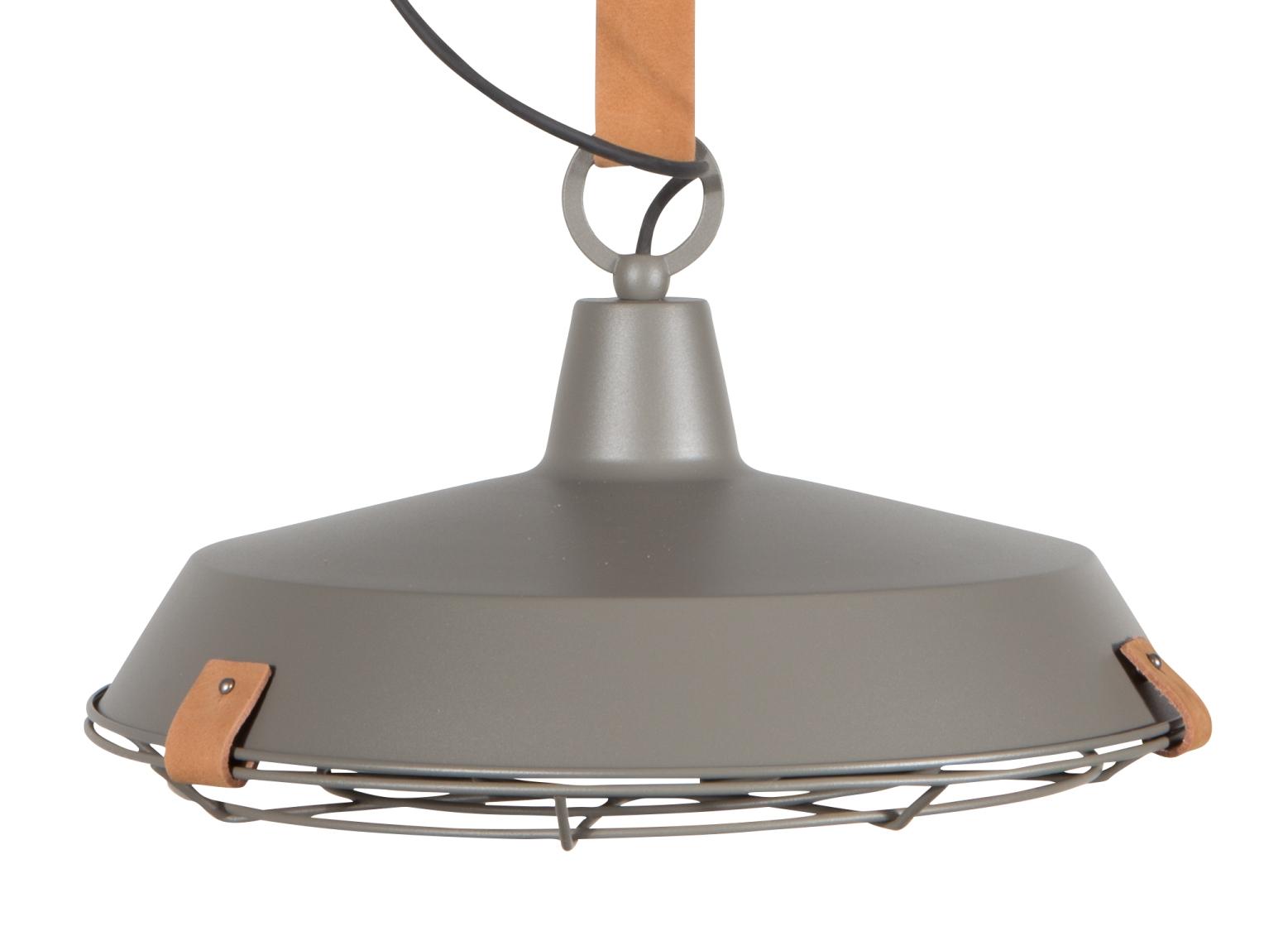 Zuiver Hanglamp DEK 40 -Ø40 Cm - Grijs