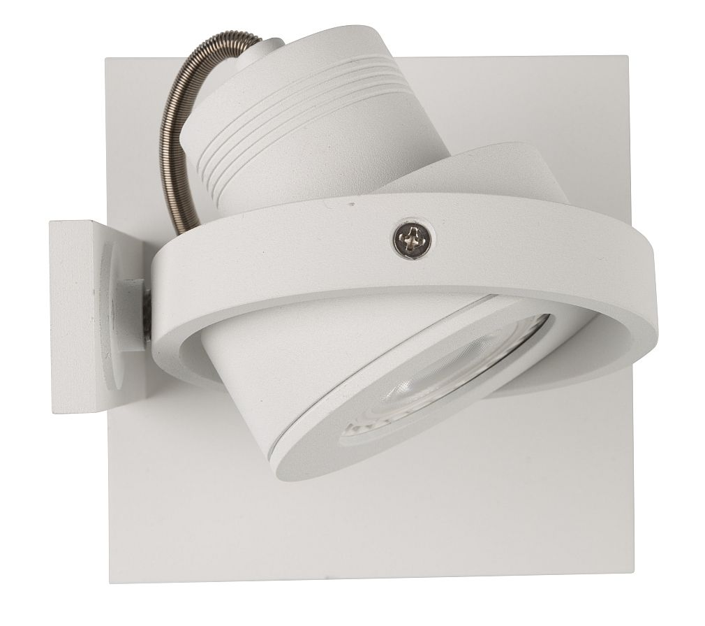 Zuiver Plafondspot Luci-1 Dim To Warm Dimbare LED - Wit