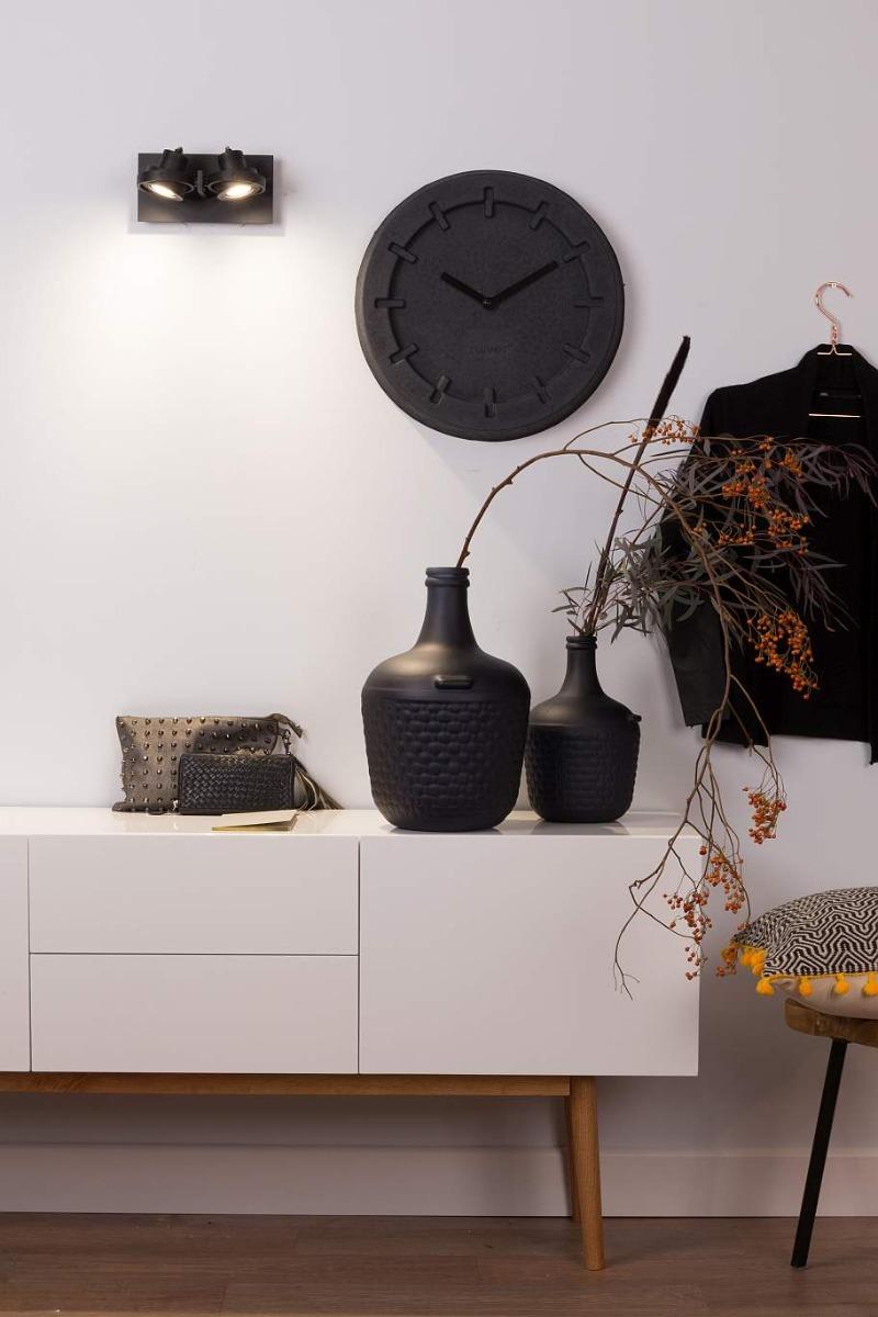 Zuiver Plafondspot Luci-2 Dim To Warm Dimbare LED - Zwart