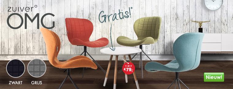 Zuiver Omg Bureaustoel.Omg Stoelen Beste Prijs Zuiver Online Shop