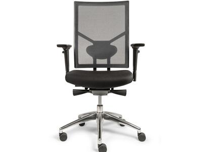 Proefplaatsing bureaustoelen