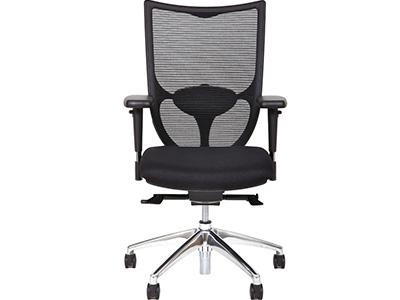 Onderstel bureaustoel vervangen