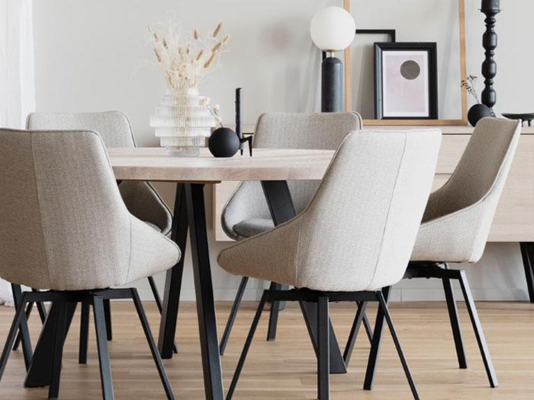 Woonkamer stoelen