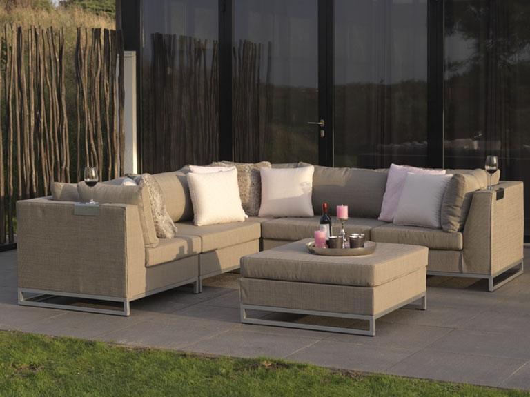 Ideale Zithoogte Loungebank.Loungeset Kopen Bestel Loungesets Bij Designonline24