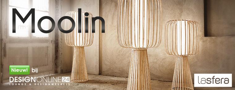 Lasfera Moolin van nu leverbaar bij DesignOnline24