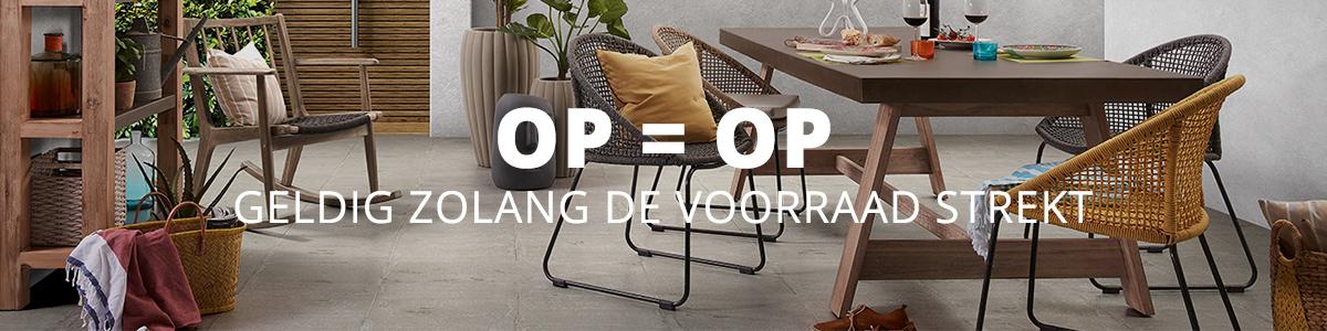 Summer Sale op is op