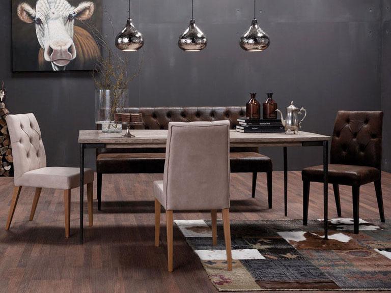 Eetkamer meubelen en verlichting bestel nu bij designonline