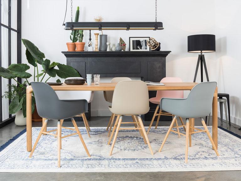 Eetkamer Meubelen en Verlichting - Bestel Nu Bij DesignOnline24